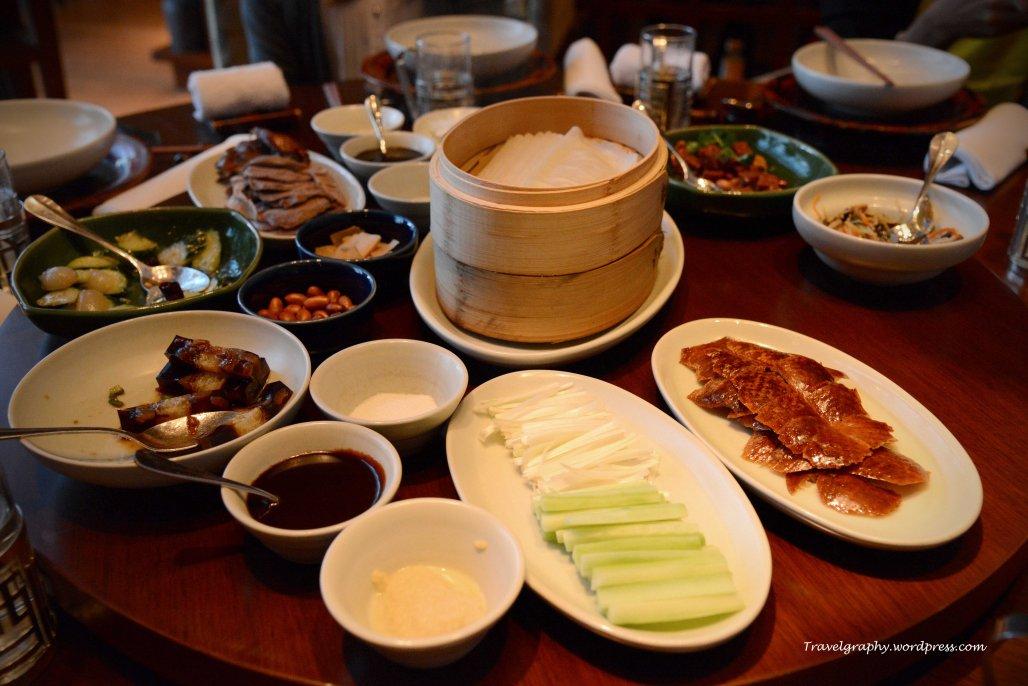 Peking Duck 北京烤鸭